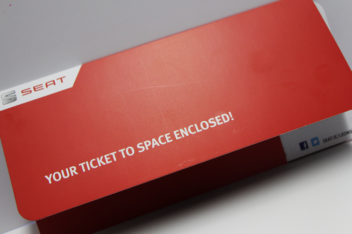 SEAT – YOUR TICKET TO SPACE – B2C RETENTION.