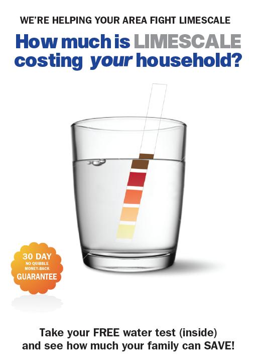 EWT-water-door drop campaign.