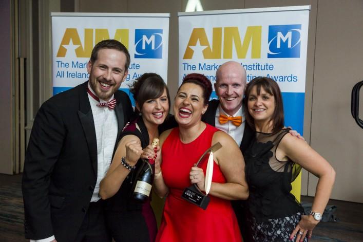 AIM awards.