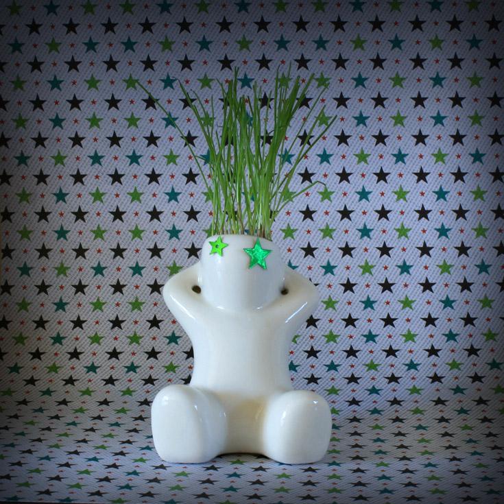 Grass Man 2.