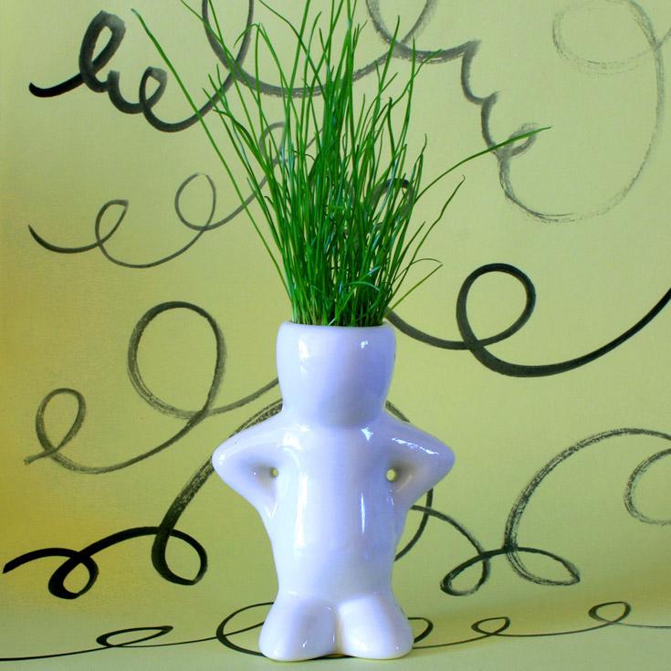 Grass Man 6.